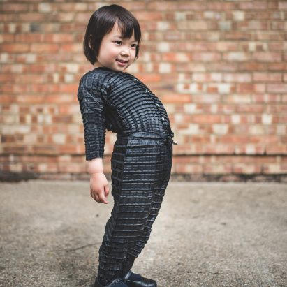 61a93ccbe1c Graduate Ryan Mario Yasin designs clothes that grow with your child