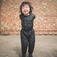 Expandable kids' clothing wins James Dyson Award for best student invention in the UK