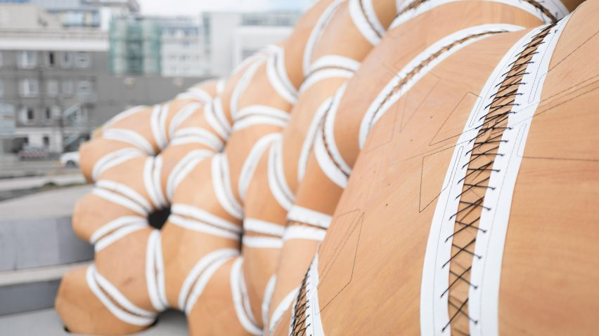 10 of the most ground-breaking uses of plywood in architecture and design