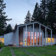 Watzek House by John Yeon