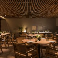 Pujol restaurant in Mexico City by JSa