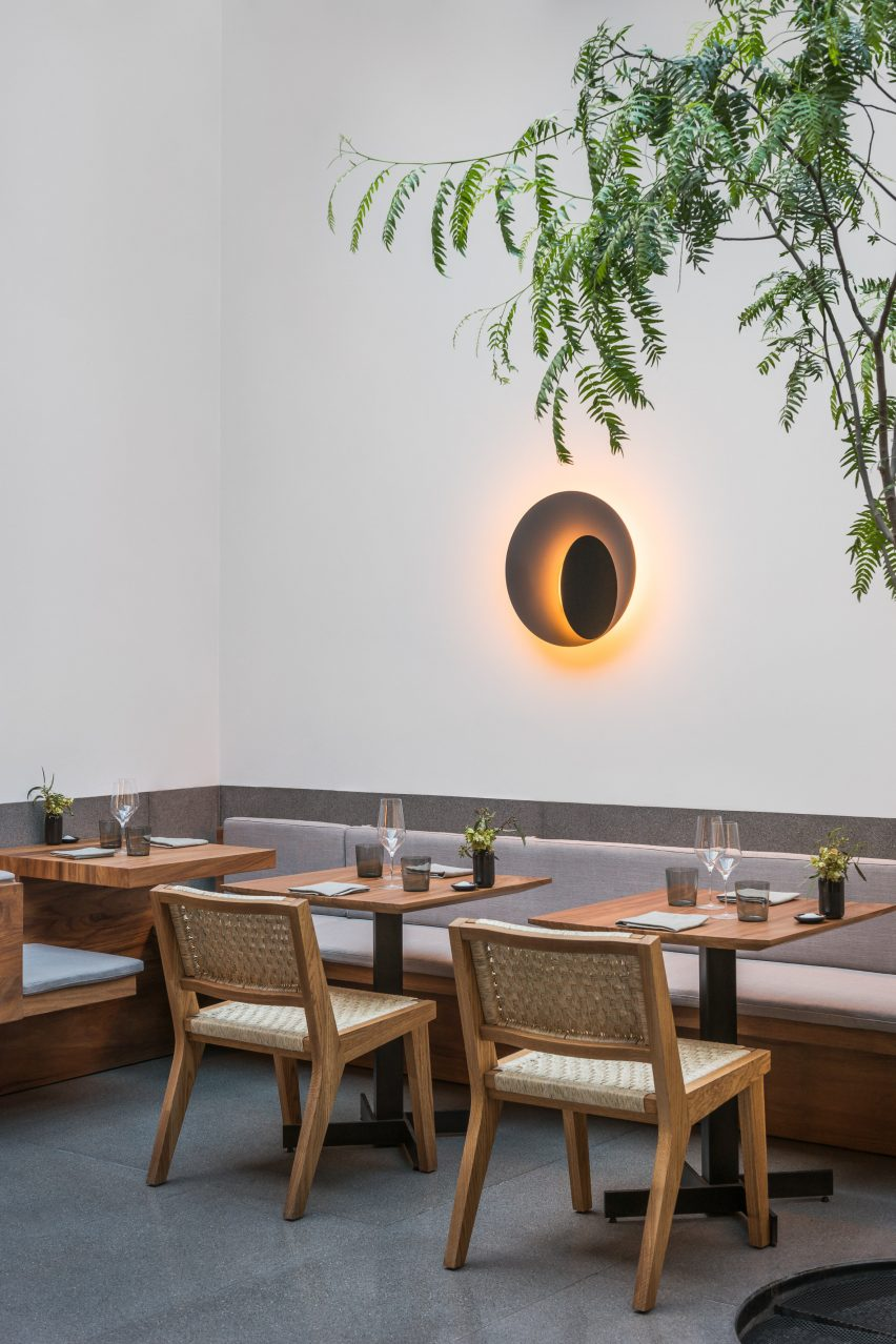 JSa converts Mexico City house into new home for Mexico\'s top restaurant