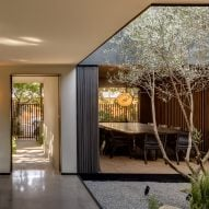 JSa transforms old house to create new home for Mexico City restaurant Pujol