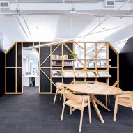 "Desai Chia captures ""quirky"" character of media brand Quartz for its New York office"