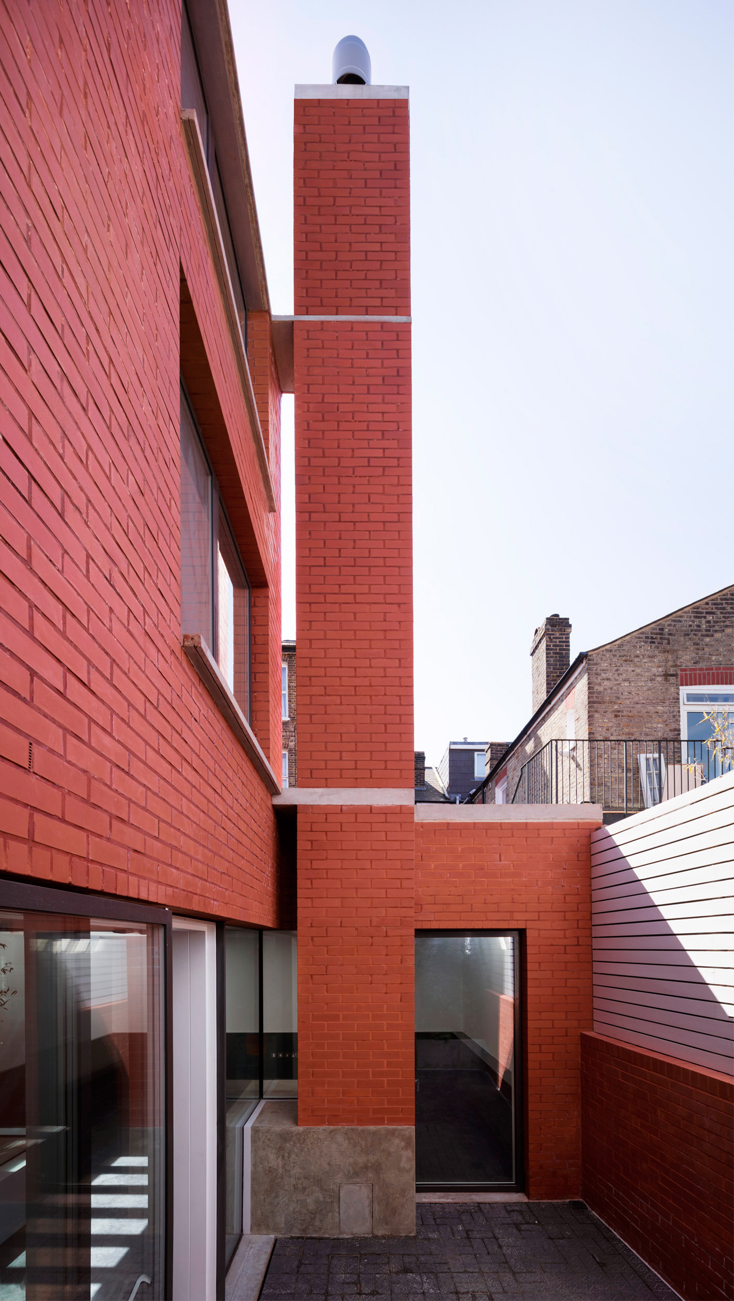 31/44 Architects complete Red House in East Dulwich, London