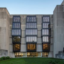 Regenstein Library renovation by Woodhouse Tinucci