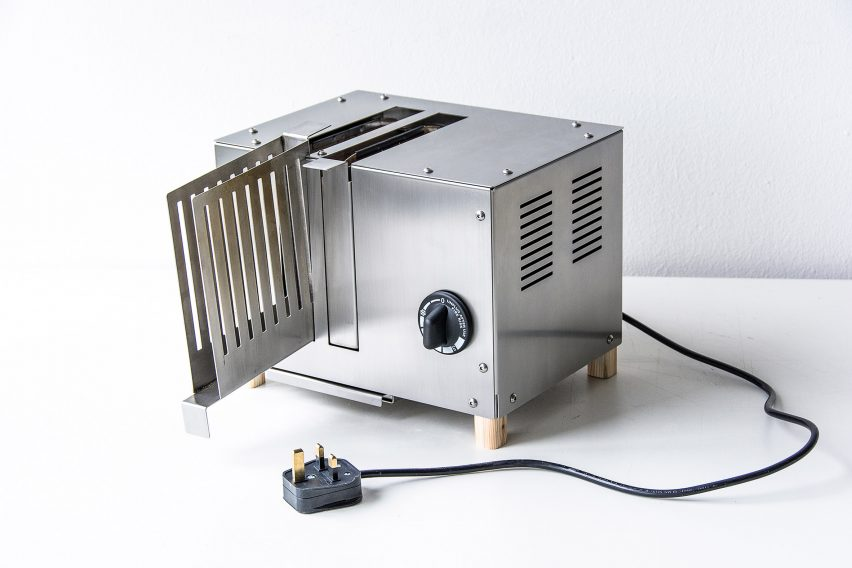 Repairable Flatpack Toaster