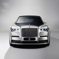 Rolls-Royce unveils new Phantom car