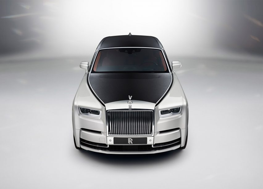 dc design rolls royce in london designer dc Rolls-Royce unveils new Phantom car