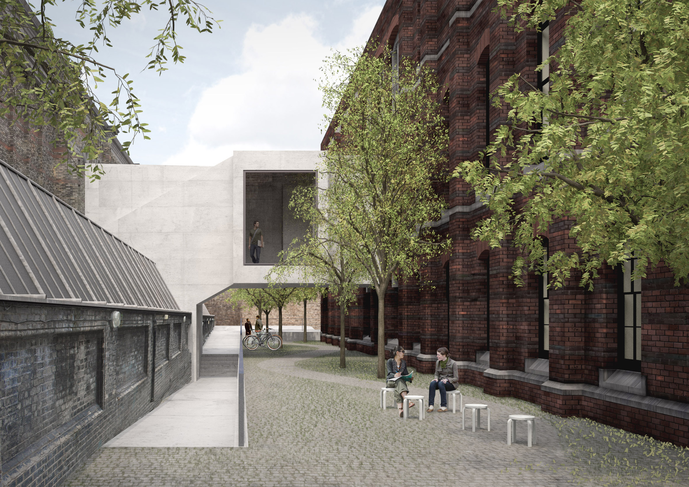 Royal Academy of Arts announces new architecture gallery as part of Chipperfield renovation