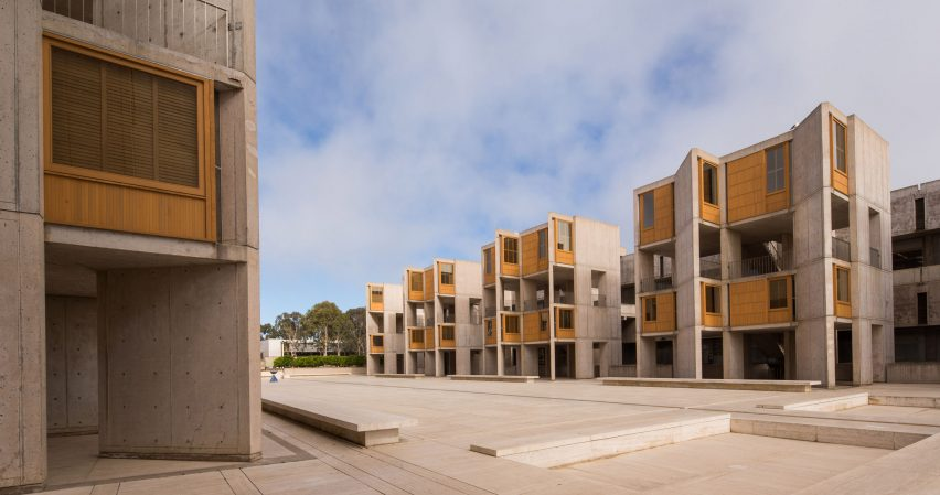 Restoration work completes on Louis Khan's Salk Institute