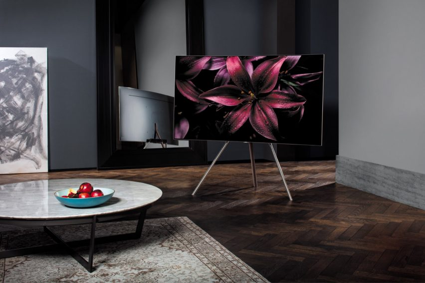 Last Chance To Enter Dezeen And Samsung S Tv Stand Design Competition