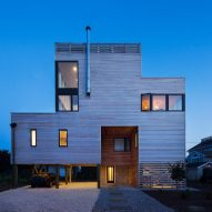 Sea Bright House by Jeff Jordan Architects