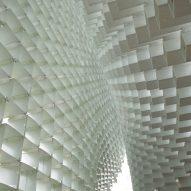 Bjarke Ingels creates huge Serpentine Gallery Pavilion using fibreglass boxes