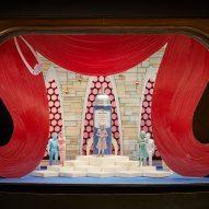 David Rockwell theatre set models