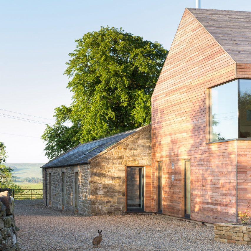 Shawm House by Richard Pender