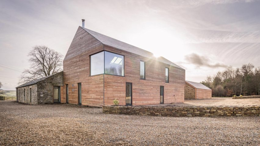 High Quality Richard Pender And Dan Kerr Combine Local Materials At Self Built Shawm  House