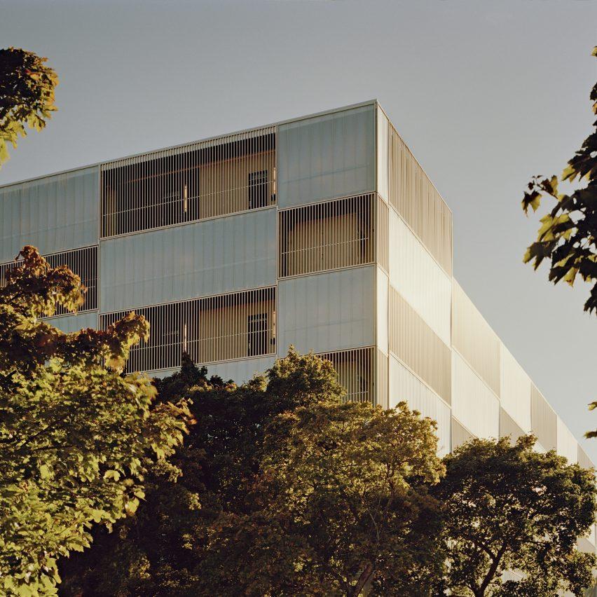 Snabba Hus Västberga, Stockholm, Sweden, by Andreas Martin-Löf Arkitekter