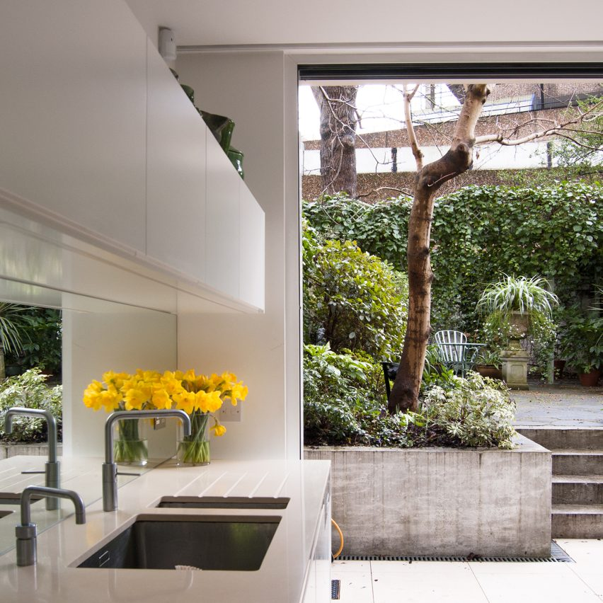 Soupçon Brut in north London by William Tozer Associates