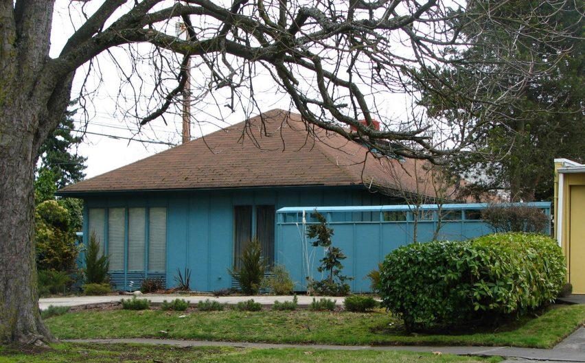 Speculative House, Portland, Oregon, 1939