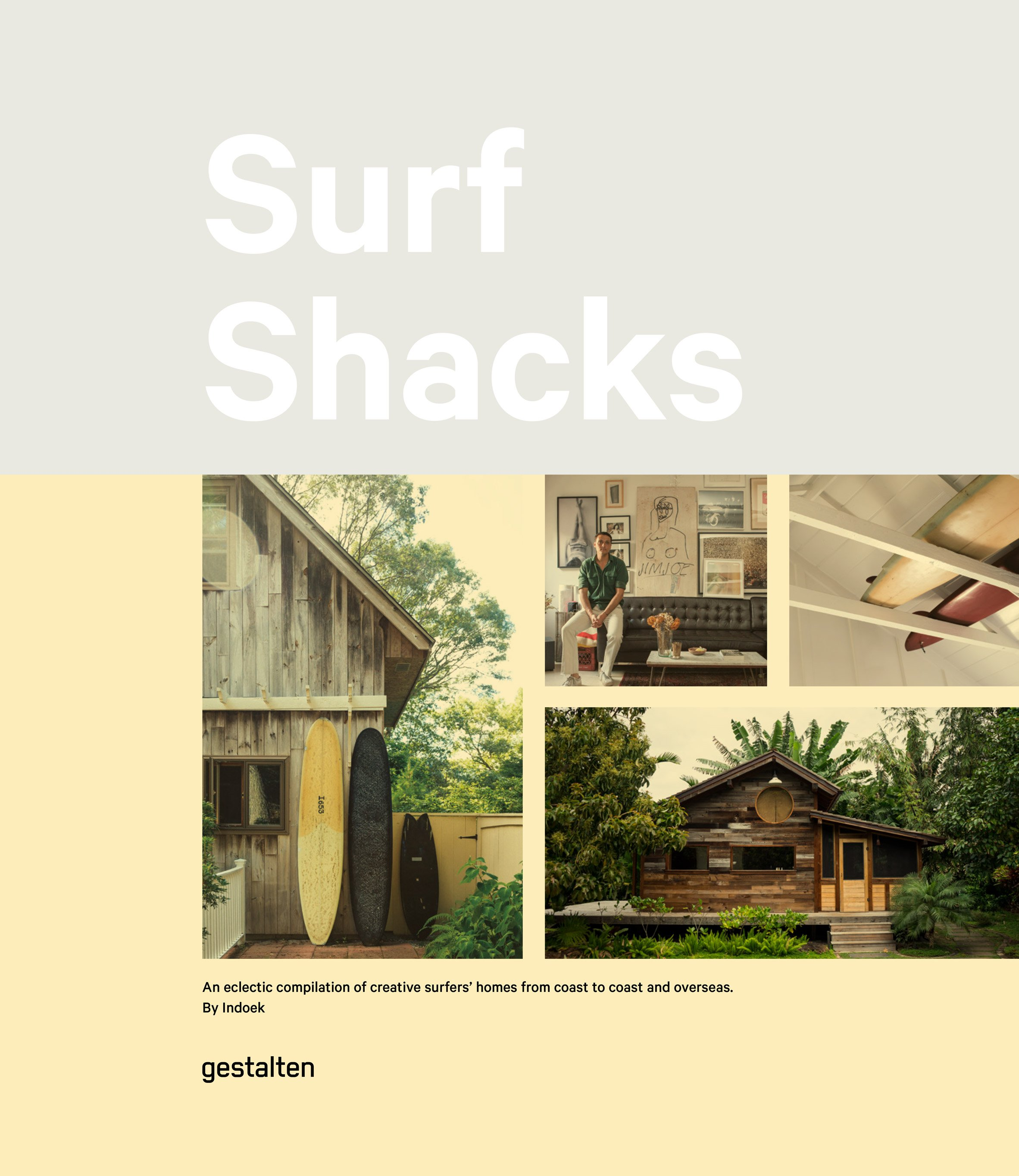 Competition: win a book that showcases the homes of surfers from around the world