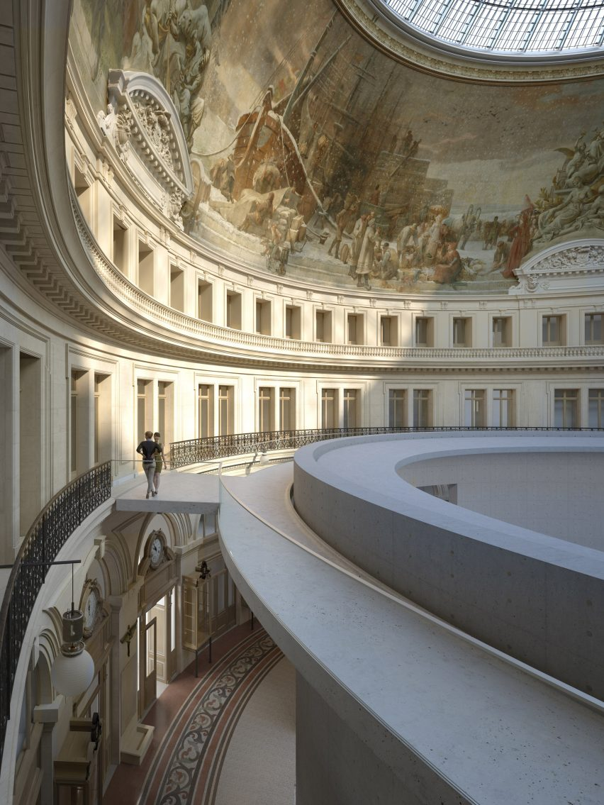 Tadao Ando to convert Paris stock exchange into art gallery