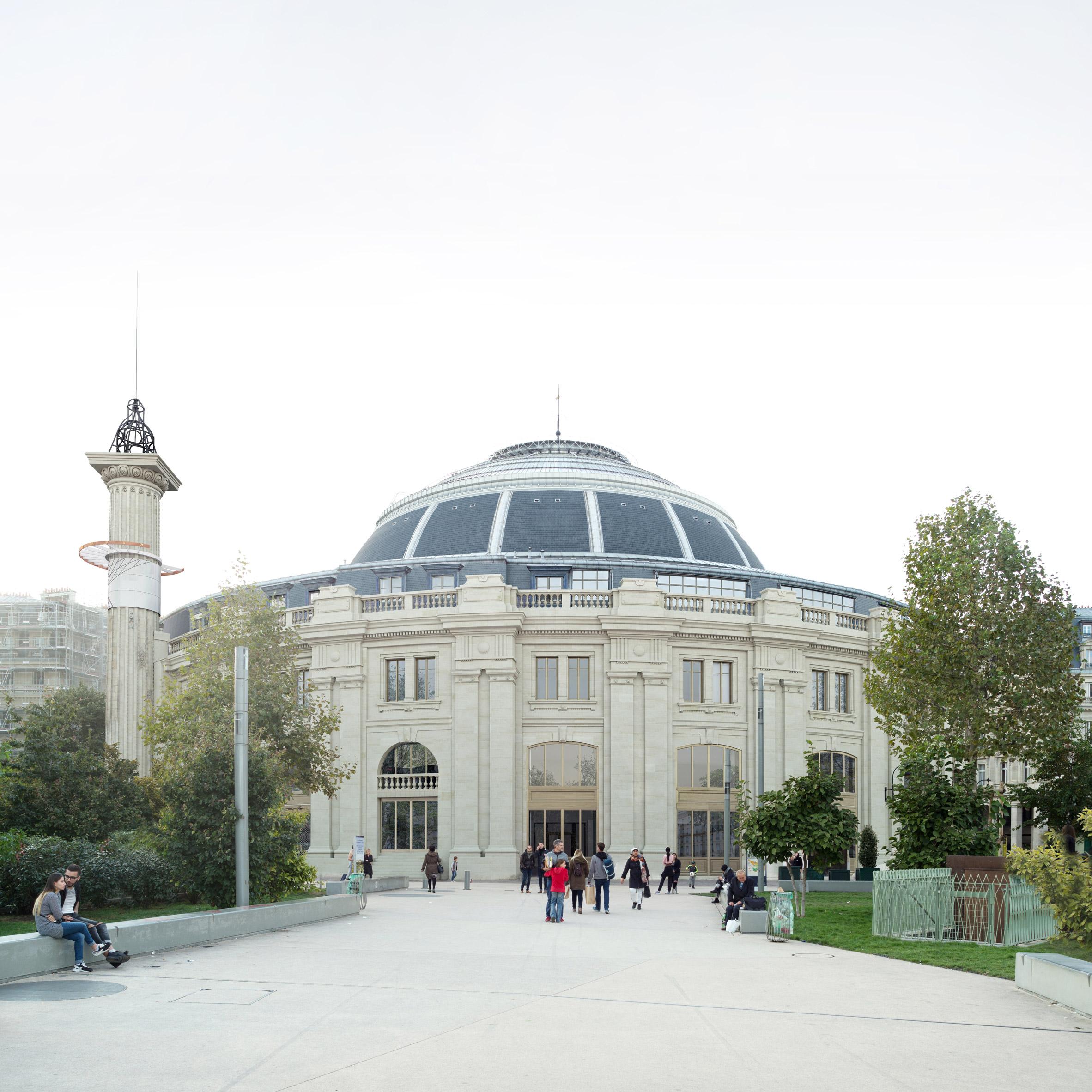 Tadao Ando to convert Paris stock exchange into art gallery