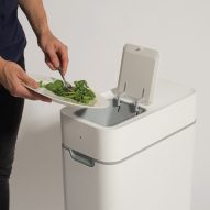 Taihi bin turns kitchen waste into plant food using Japanese fermentation method