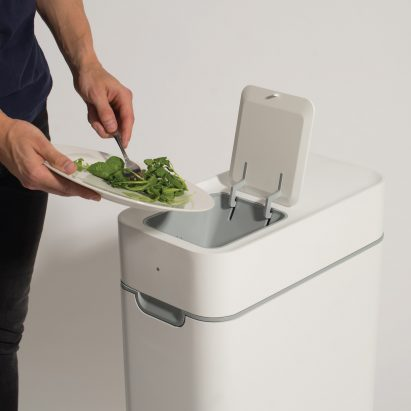 Loughborough University graduate Benjamin Cullis Watson designs Taihi rubbish bin