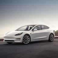 "Tesla unveils ""first mass-market electric vehicle"" the Model 3"