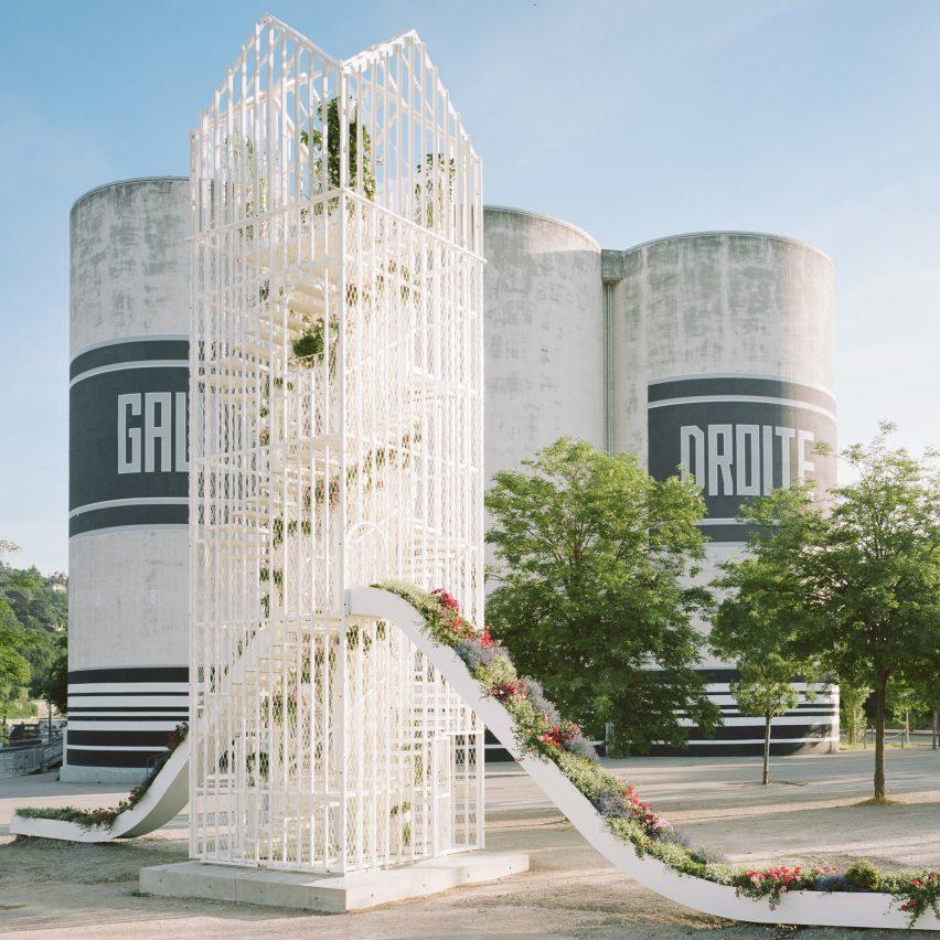 The Flower Pavilion by Laisne Roussel