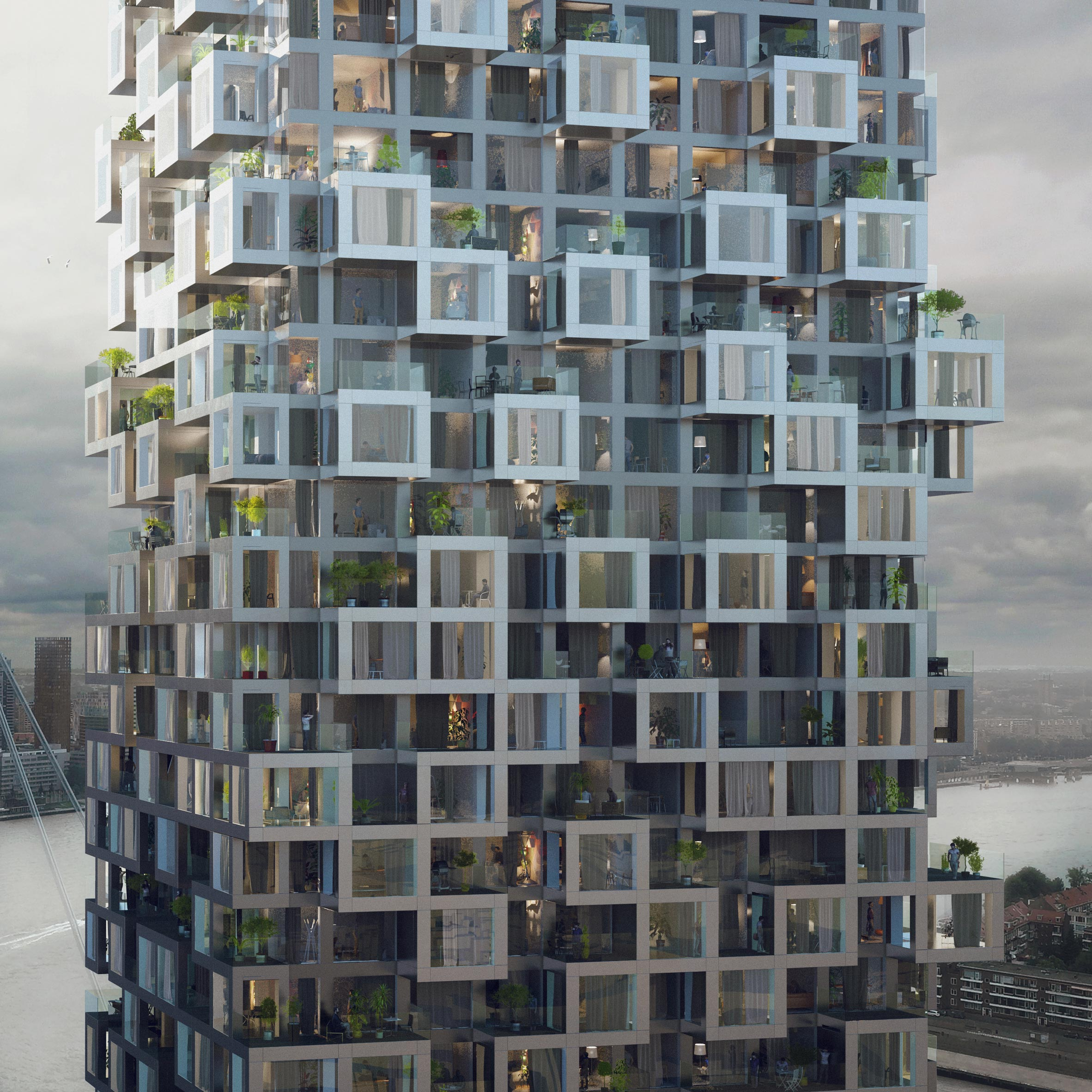 Modern Architecture Skyscrapers skyscraper architecture and tall buildings | dezeen magazine