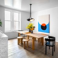 Matter curates show home at The Standish condominiums in Brooklyn