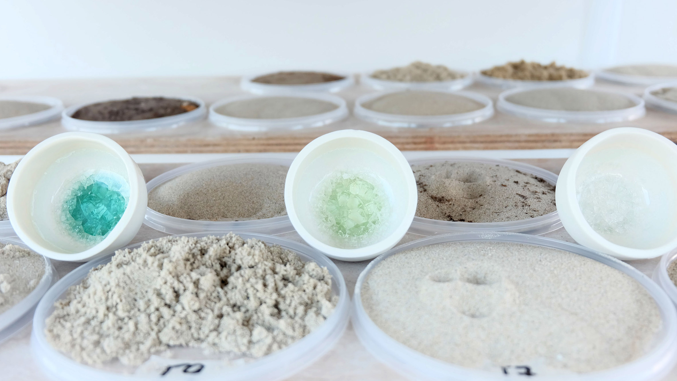 """Sand becomes """"increasingly scarce and expensive"""", threatening glassmaking and construction"""