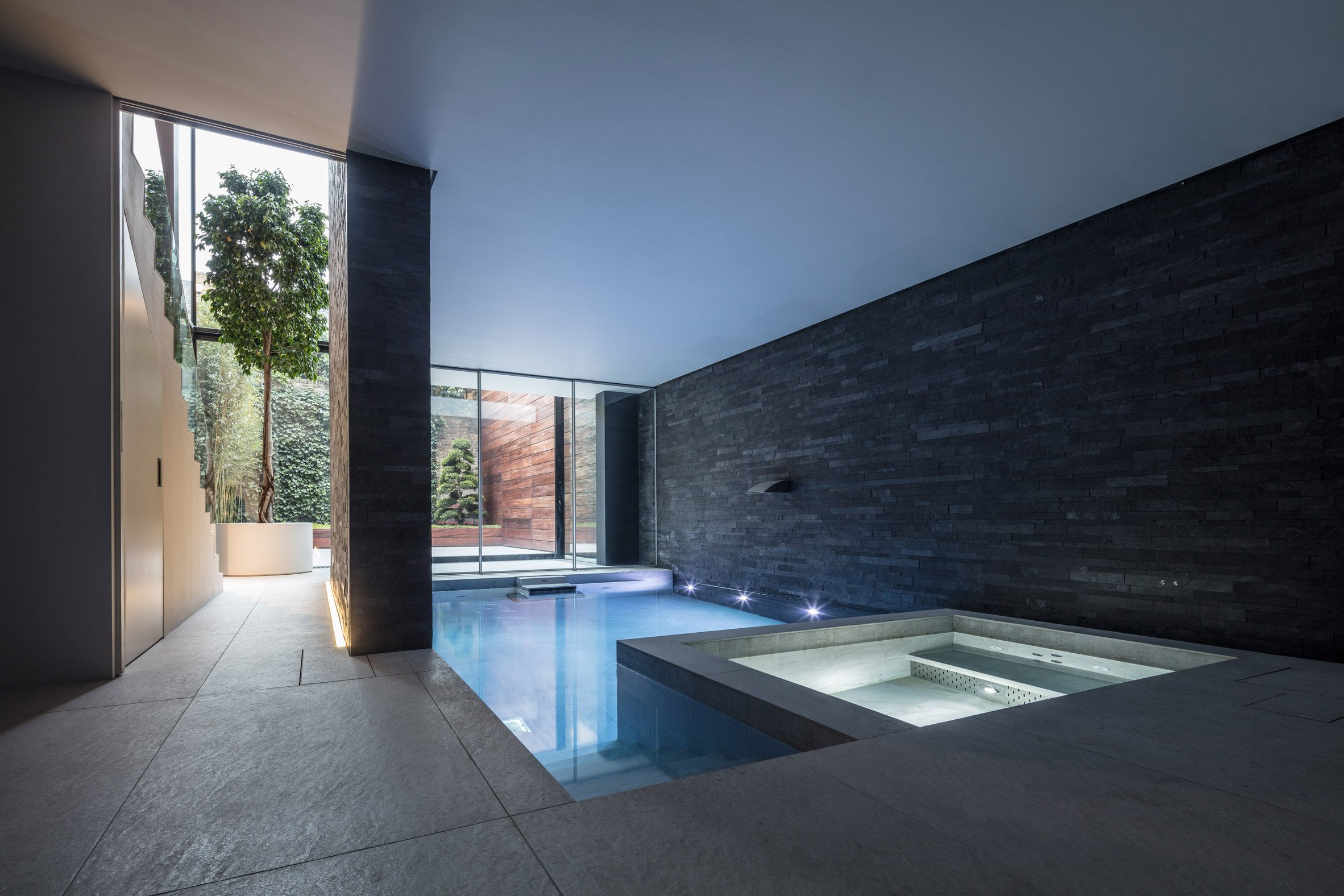 basement pool glass. Plain Basement Victorian Remix By Guarnieri Architects U201c On Basement Pool Glass A