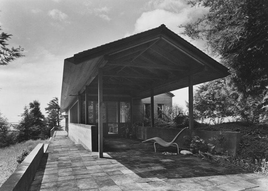 Lynn and Vera Perrot Vietor House, Indianola, California, 1941