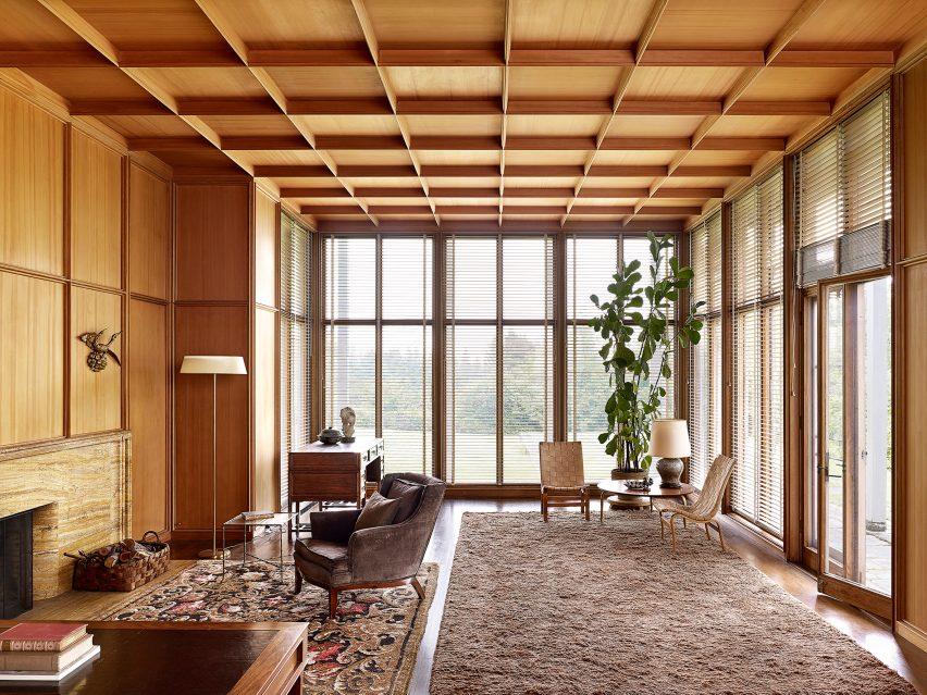 Aubrey R Watzek House, Portland, Oregon, 1936-38