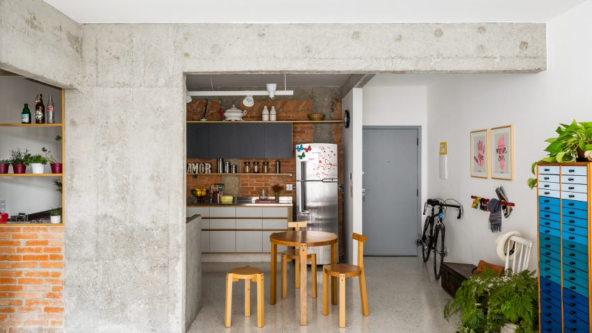 10 Stripped Back Home Interiors That Are Deliberately Unfinished