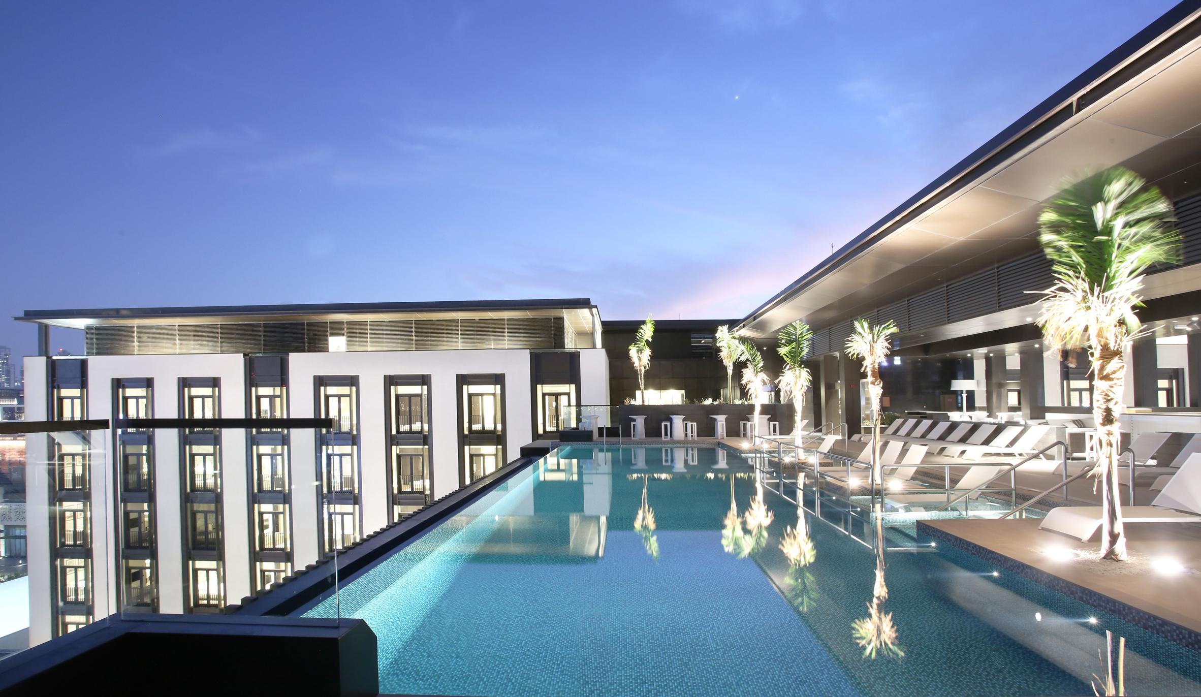 La Ville Hotel & Suites City Walk in Dubai