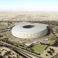 Ibrahim Jaidah unveils cap-inspired stadium for Qatar 2022 FIFA World Cup