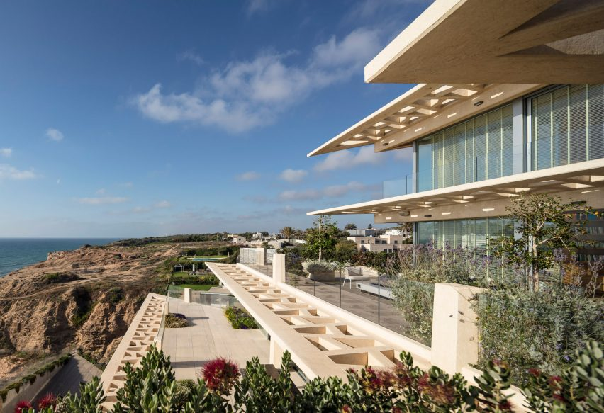 Arsuf Residences by Gottesman-Szmelcman Architecture