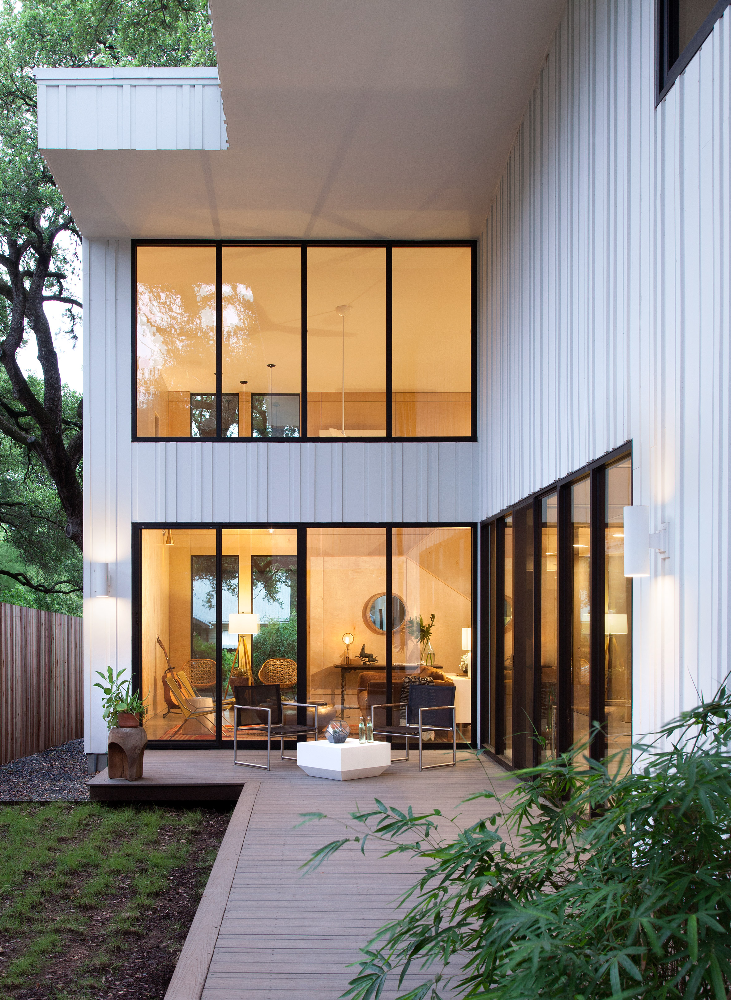 Barcode House by Webber Studio
