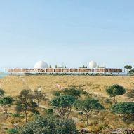 Herzog & de Meuron unveils mountain-ridge campus for Berggruen Institute in LA