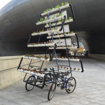 Bike Share Farm by People's Industrial Design Office