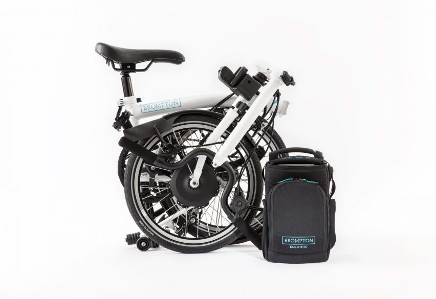 Brompton Electric bike