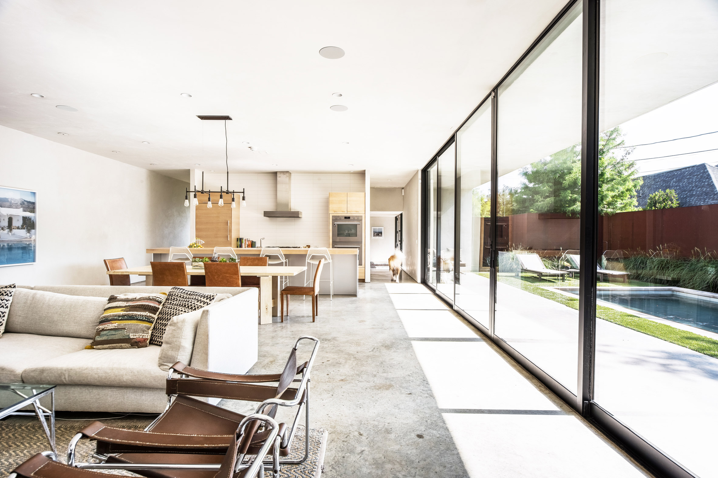 BV1 Residence by Wernerfield Architecture