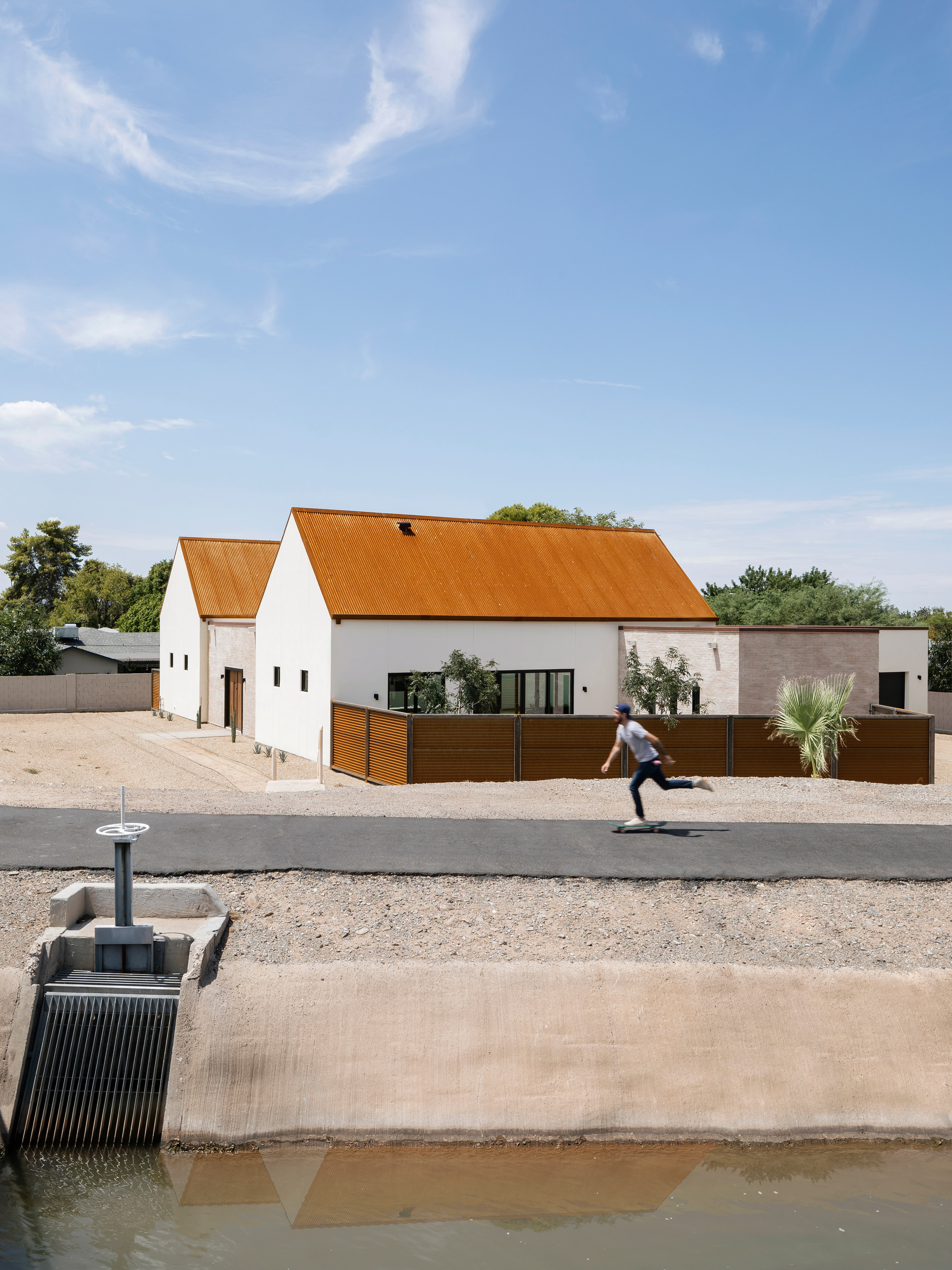 The Ranch Mine modernises mission-style architecture for Canal House in Phoenix