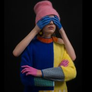 "Chen Zhi celebrates fashion's ""superficial"" reputation with colourful knitwear collection"