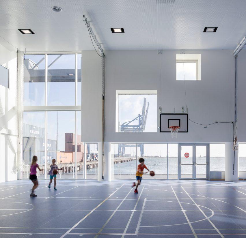Copenhagen International School by C F Møller Architects
