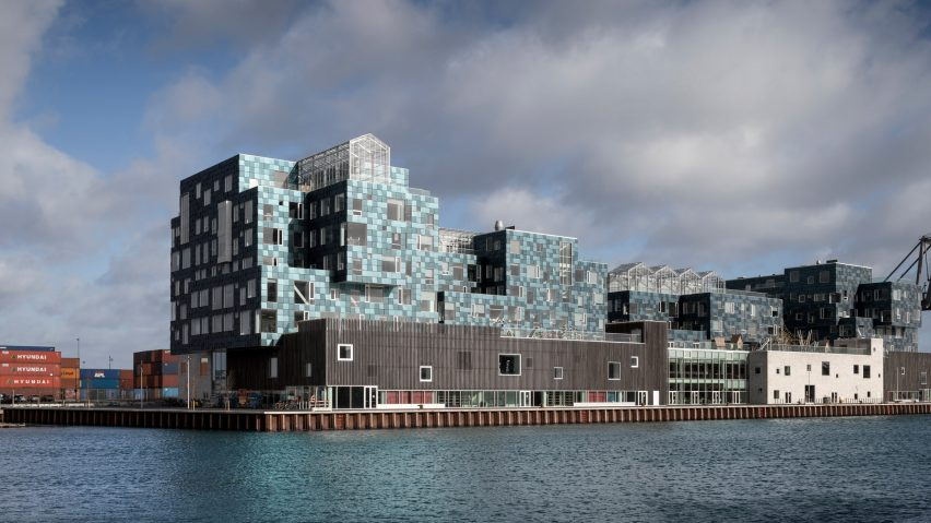 Copenhagen International School by C F Møller Architects